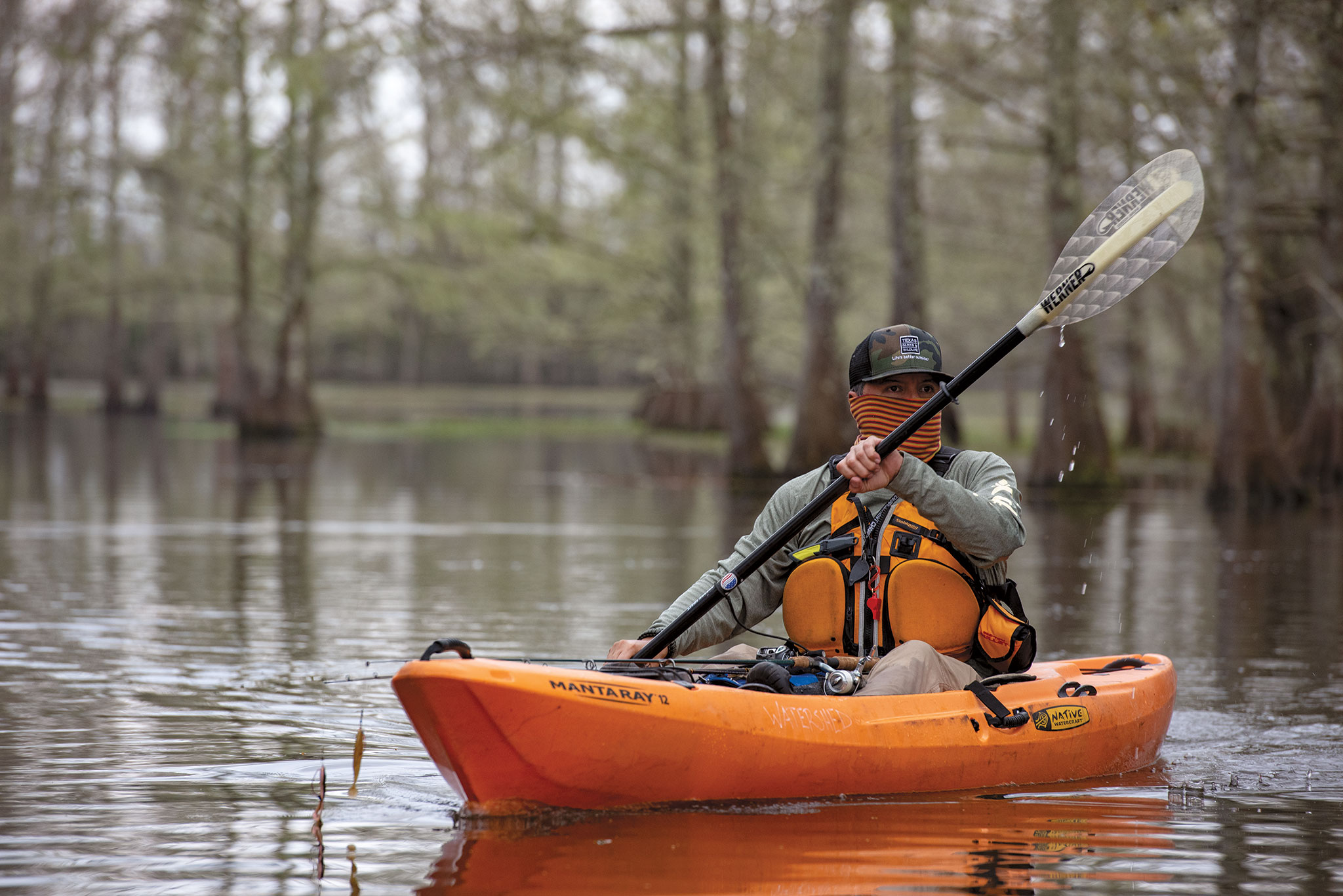 Canoe Trails Village Creek, Kayak Big Thicket, East Texas Bed and Breakfast,