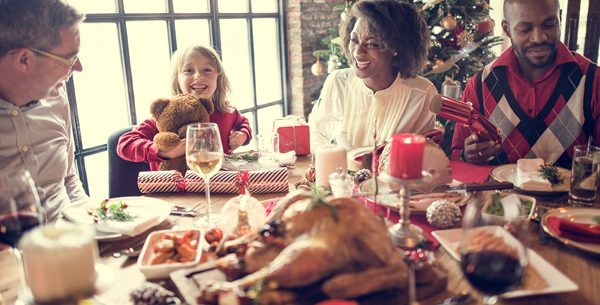 Christmas Southeast Texas, holiday dinner East Texas, Christmas Cabin Spurger,