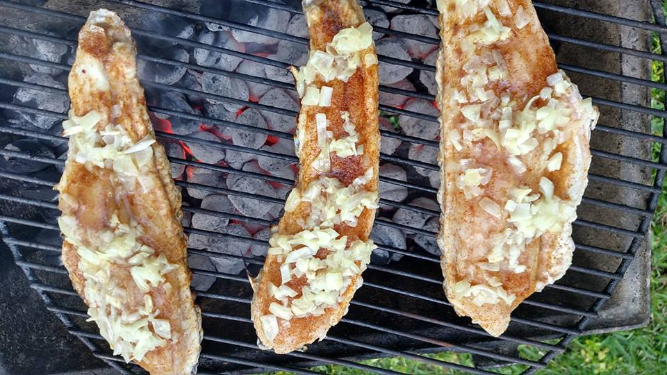 cooking redfish, redfish on the half shell, redfish, how to catch redfish, fishing guide Pleasure Island TX, fishing Bridge City TX, fishing Orange TX,