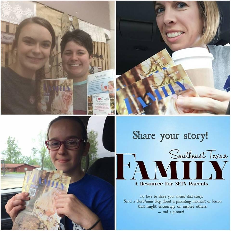 Southeast Texas Family Magazine, SETX Family Magazine,