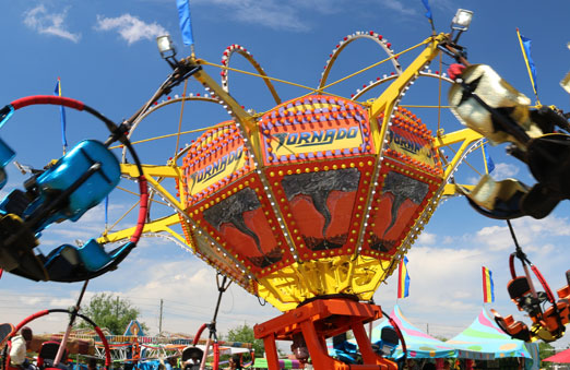 carnival Beaumont, festival Southeast Texas, Southeast Texas State Fair, Pecan Festival, Rice Festival,