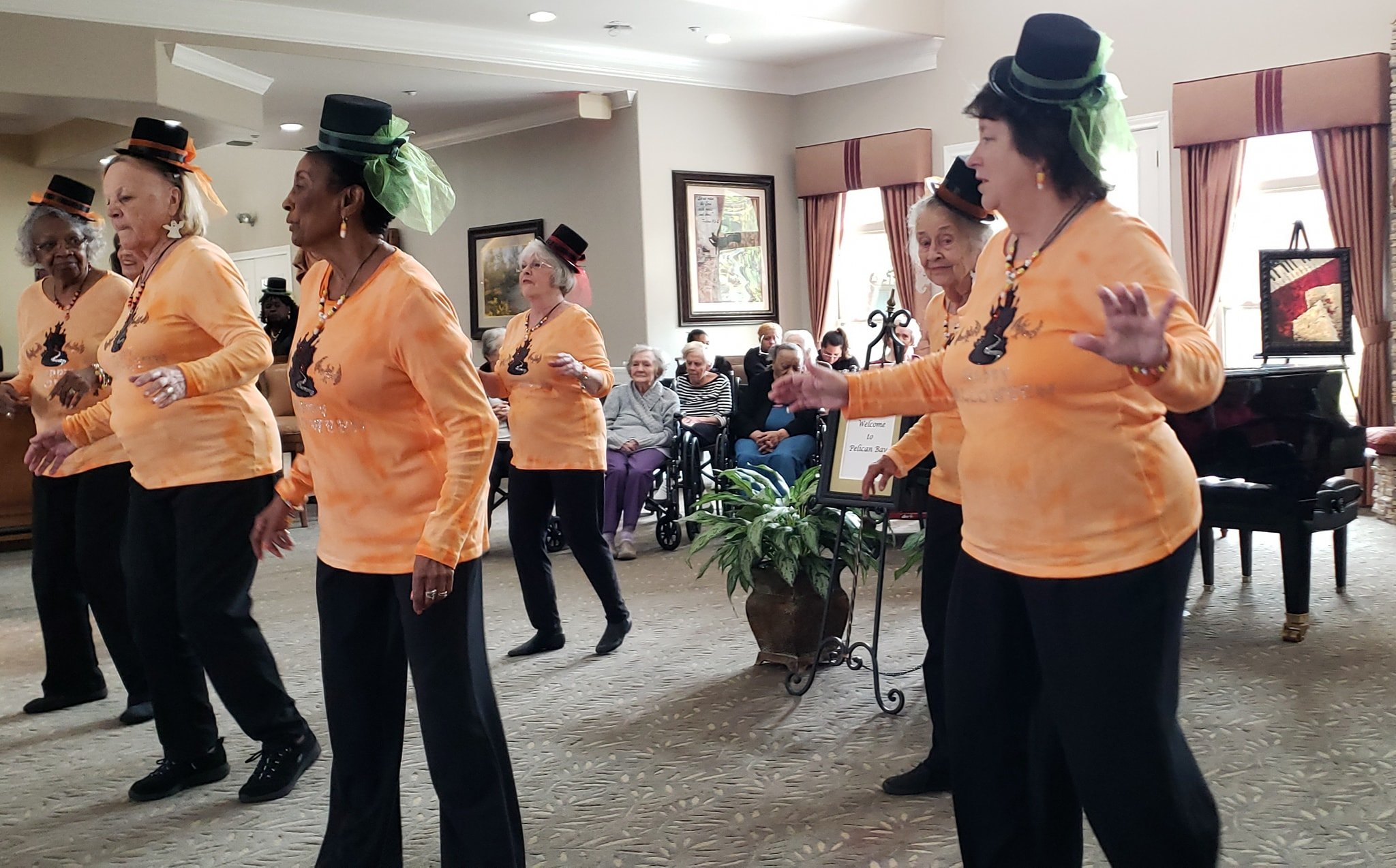 senior entertainment Beaumont, senior housing Golden Triangle TX, senior living Lumberton TX,
