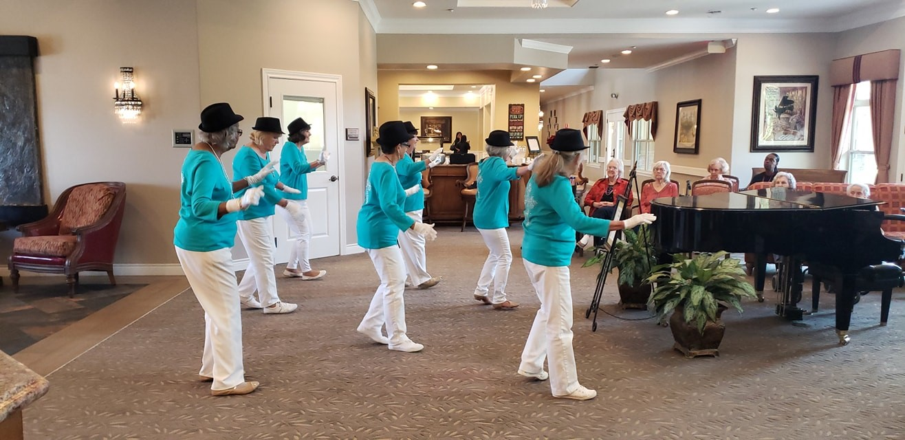 senior activities Beaumont, senior housing SETX, senior living Port Arthur,