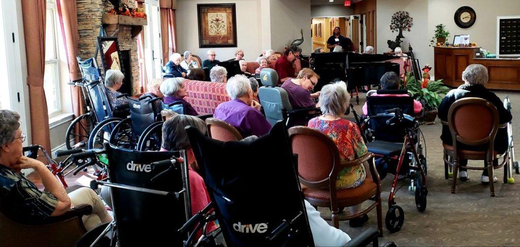 senior housing SETX, SETX senior living, memory care Beaumont, Alzheimer's program Southeast Texas,