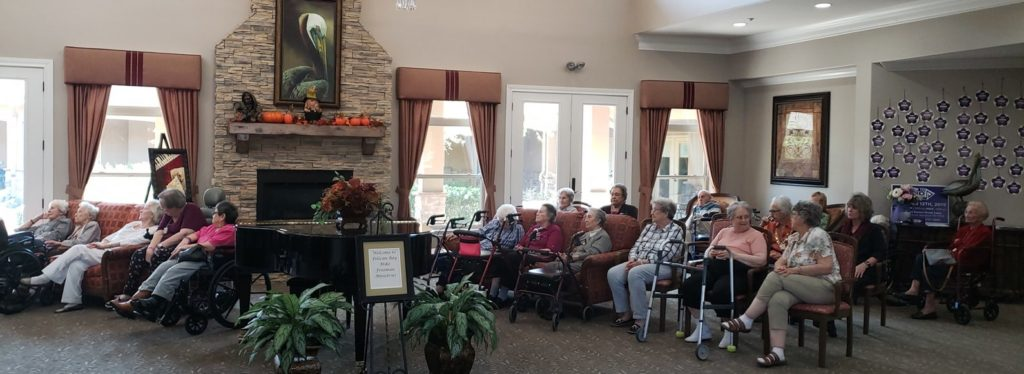 senior living in Beaumont, senior housing Beaumont, upscale senior home Beaumont,
