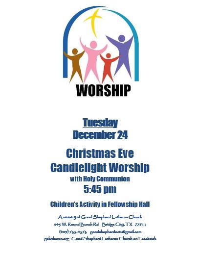 Christmas Bridge City, Christmas Eve Bridge City, Church Bridge City, Christmas Eve Service Orange County,