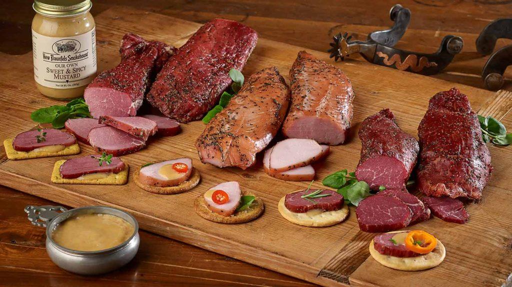 bbq New Braunfels, restaurant guide Central Texas, activities Gruene,