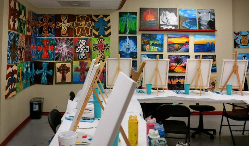 art lessons Beaumont, bridal shower SETX, Southeast Texas summer camps, Golden Triangle activities, events Beaumont TX,
