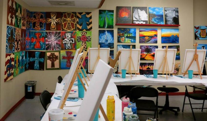 art lessons Beaumont, bridal shower SETX, Southeast Texas summer camps, Golden Triangle activities, events Beaumont TX,