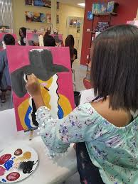 date night Beaumont, art lesson Southeast Texas, SETX date night, Golden Triangle activities,