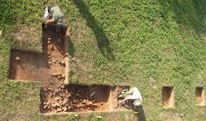 Stephen F. Austin Park, Texas archeological site, Texas History, Stephen F. Austin,