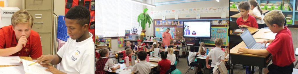 Catholic school Beaumont, private school SETX, Christian school Southeast Texas