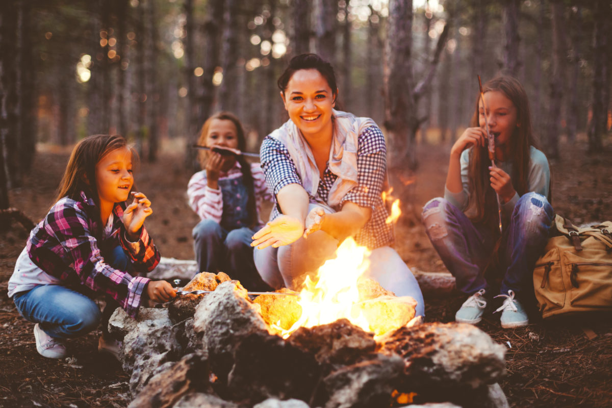 campfire cooking Southeast Texas, family activities East Texas, camping Big Thicket, picnic Sam Rayburn, Toledo Bend events,