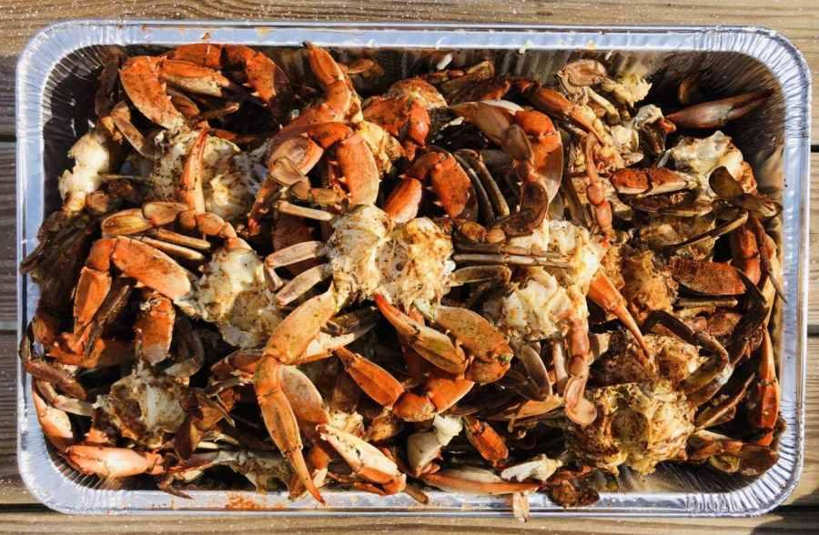 crab boil Southeast Texas, boiled crabs Beaumont, seafood Orange TX, Bridge City fine dining,