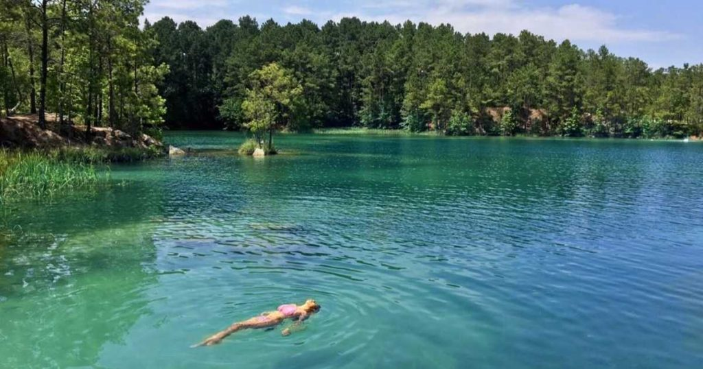 Blue water Texas, dive training Houston, dive training Texas, scuba lessons Huntsville, scuba East Texas, swimming hole East Texas,