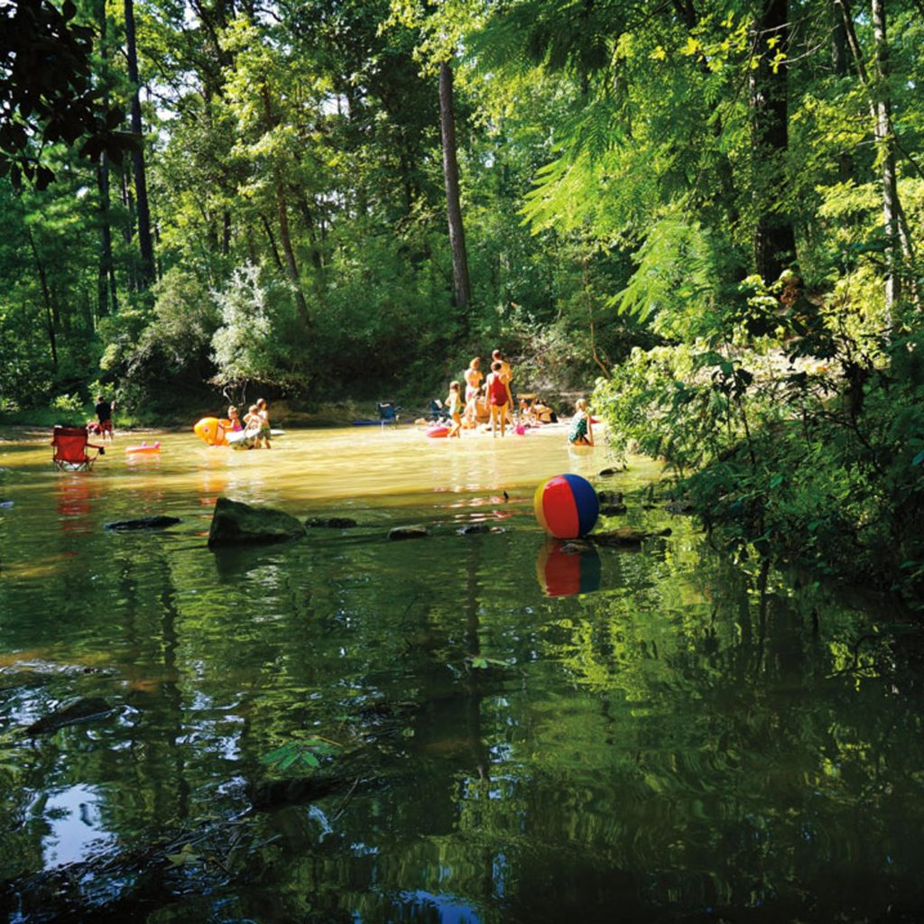 Waterfall East Texas, SETX tourism, East Texas camping, camp ground Sam Rayburn