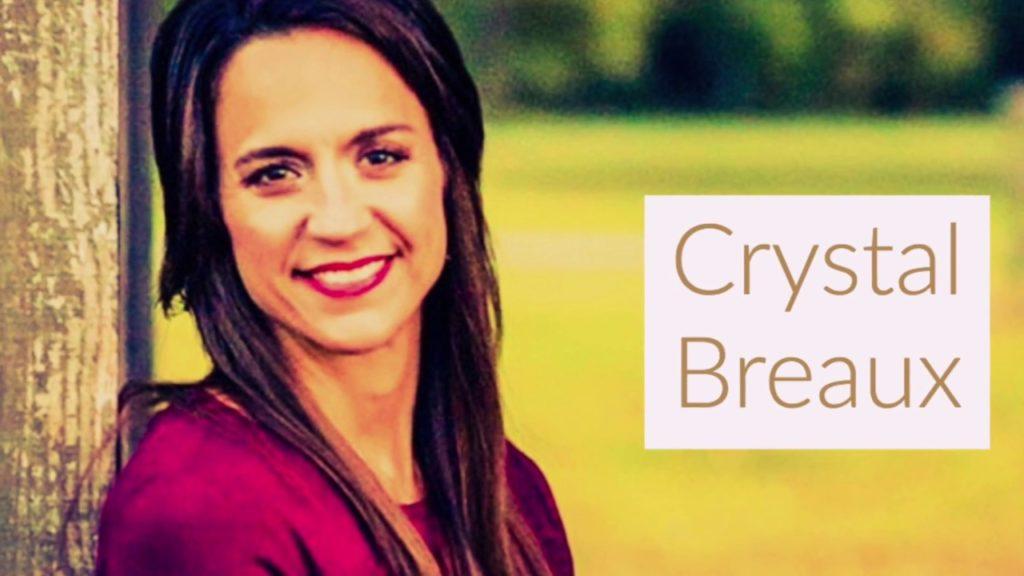 Crystal Breaux, recipes Southeast Texas, life balance SETX,