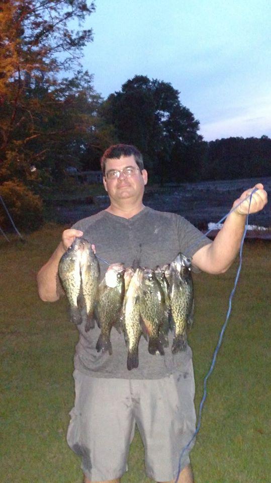 crappie fishing East Texas, crappie fishing SETX, creek fishing Golden Triangle,