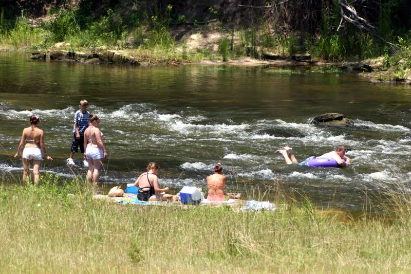 swimming Toledo Bend, swimming hole East Texas, clear water East Texas,