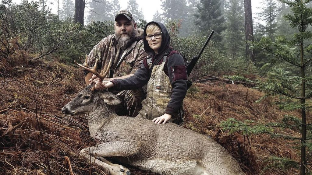 hunting as a family, hunting with kids, camping with children, deer hunting East Texas, where to hunt SETX,