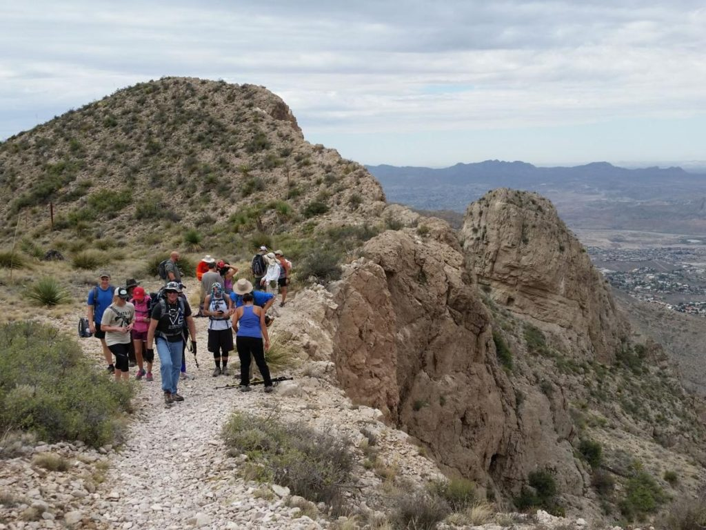 sunset views El Paso, activity guide El Paso, hiking trails El Paso,