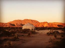yurt El Paso, RV Park Hueco Tanks, lodging Franklin Mountains,