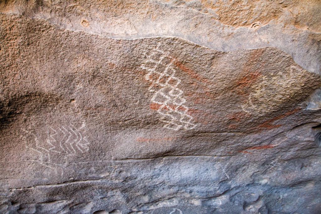 Hueco Tanks cave paintings, to do El Paso, West Texas road trip guide,