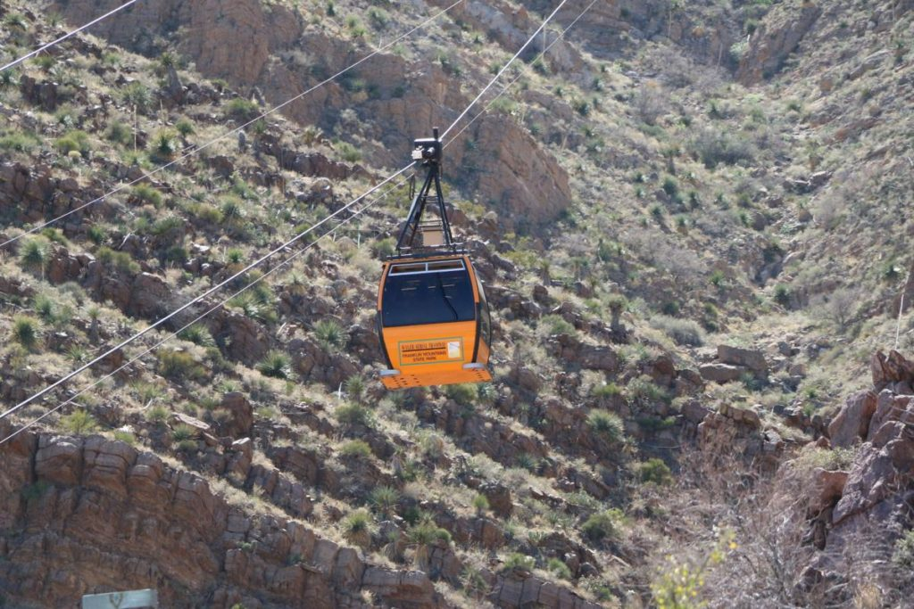 Franklin Mountains, activities El Paso, scenic views near Hueco Tanks,
