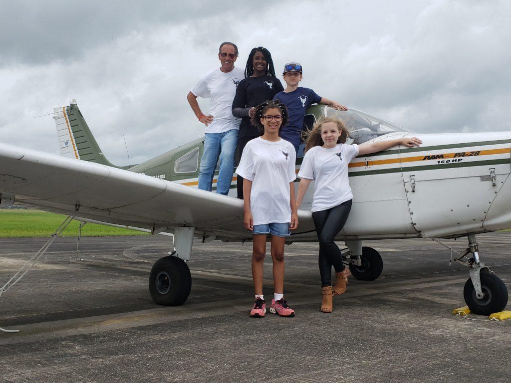 flight lessons Beaumont, airplane tour Southeast Texas, gift ideas SETX, aerial tour Golden Triangle,